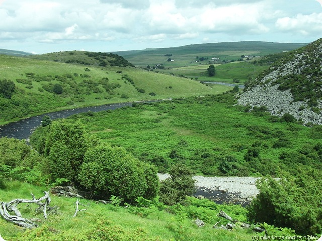 upper bloody teesdale near bloody cronkley