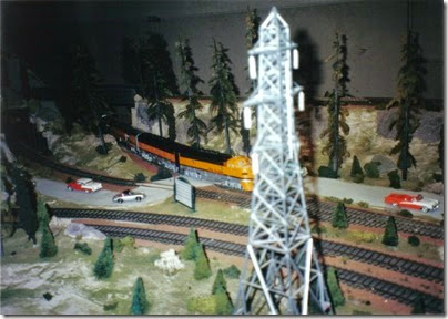 05 O-Scale Layout in Portland in Winter 2001