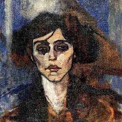 Modigliani, Maude Abrantes 1907.jpg