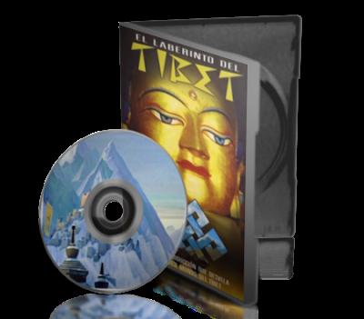EL LABERINTO DEL TIBET [ Video DVD ] – La gran producción documental que desvela el mágico mundo del Tibet