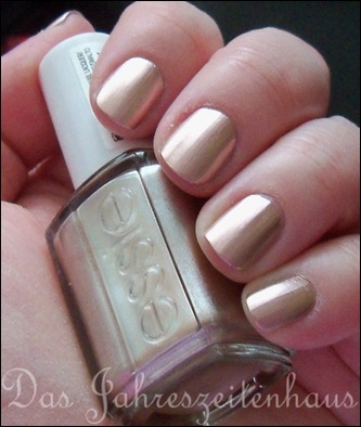Essie - Mirror Metallics Collection - Penny Talk 6