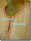 Jahitan manik Debeads Collection4
