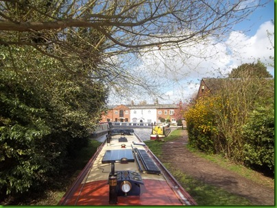 009  Fradley Junction from the Coventry Canal