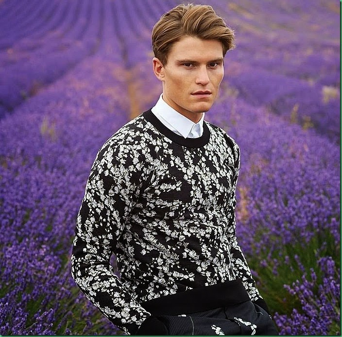 Oliver Cheshire for Attitude Magazine