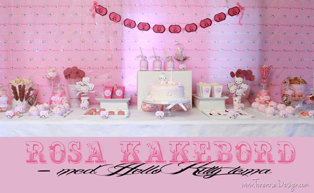 rosa kakebord _rosa_kakebord_hello_kitty_dessertbord_bursdag