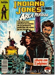 P00012 - Indiana Jones n12 -En busca del Arca Perdida  .howtoarsenio.blogspot.com #2