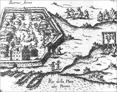 Aldea-de-Buenos-Aires-en-1536