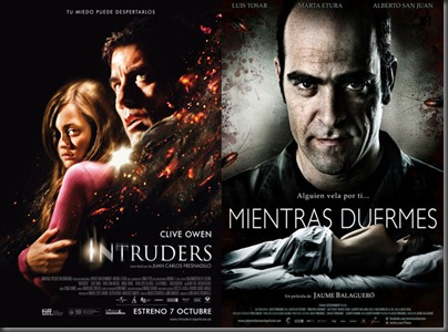 intruders mientras duermes