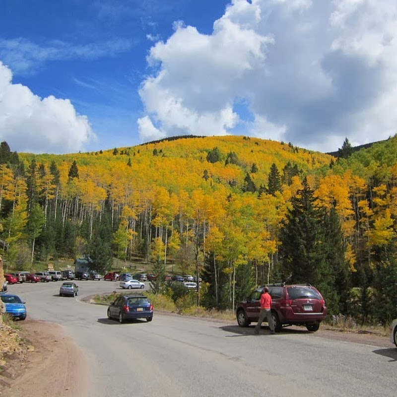 Santa Fe National Forest Scenic Byway