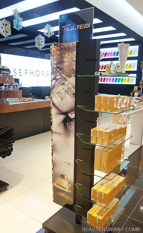 FAN DI FENDI Sephora Singapore FENDI STORES