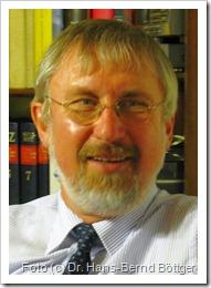 Dr. Hans-Bernd Böttger