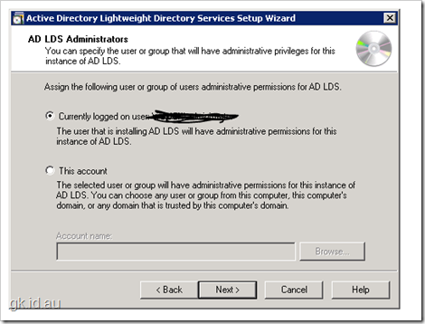 AD LDS, SharePoint and Forms Based Authentication windows sharepoint 2007 sharepoint