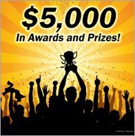 5000 in Prizes