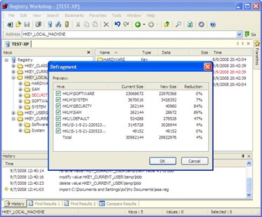 Registry Workshop : Advanced Windows Registry Editor