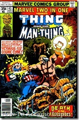 P00043 - Marvel Two-In-One #43