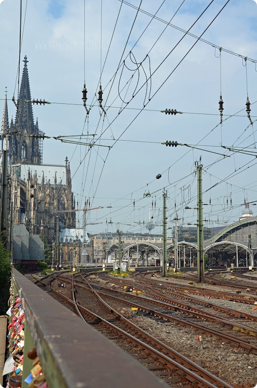 Köln2014 Hohenzollernbrücke13