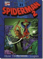 P00021 - Coleccionable Spiderman v2 #21 (de 40)