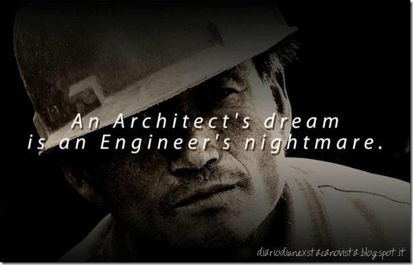 architect dream