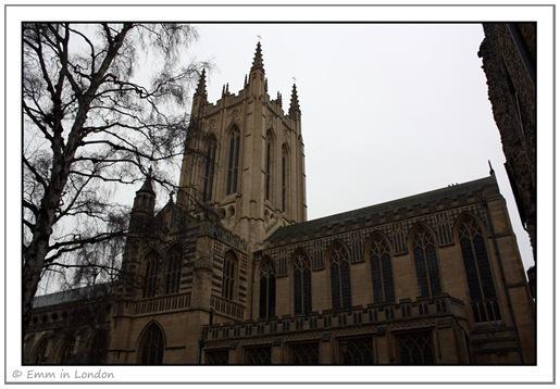St Edmundsbury Cathedral 2
