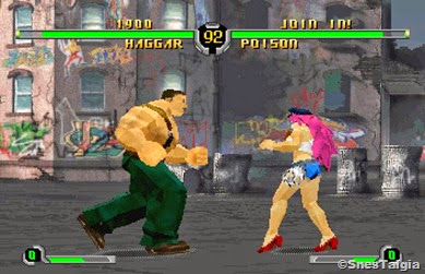 final-fight-revenge-haggar-poison