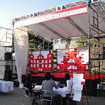 Austrian festival in Osaka, Osaka, Japan