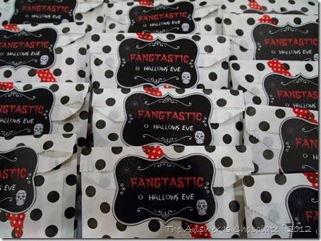 Fangtastic Goodie Bags