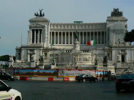 Travel to Rome: visit Altare della Patria