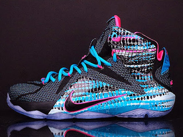 A Detailed Look at the 822023 Chromosomes8221 Nike LeBron 12