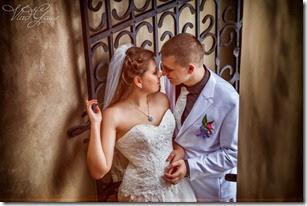 Фотографии со свадьбы в Праге - Вртбовский сад