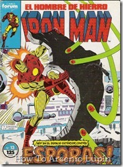 P00054 - El Invencible Iron Man - 156 #157