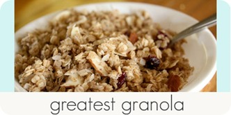 greatest granola