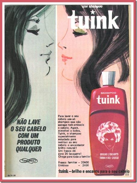 shampoo tuink
