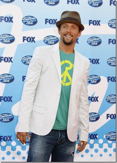 Jason Mraz - 2009 - American Idol Grand Finale
