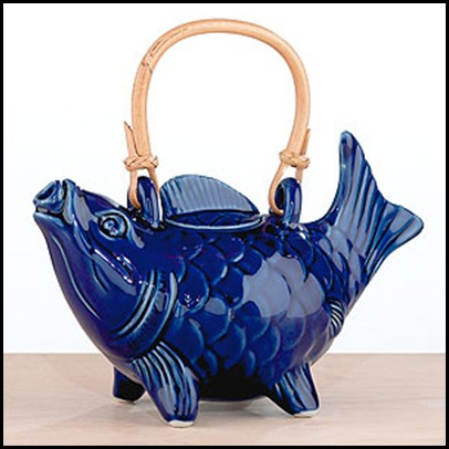 koi tea pot 19.99