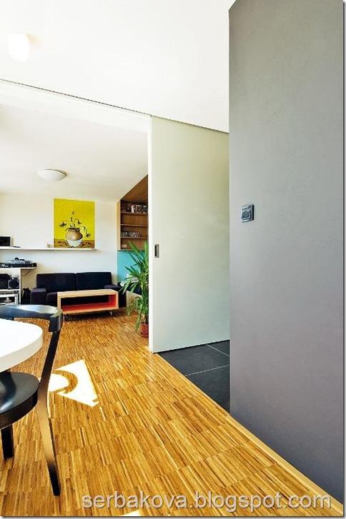 дизайн проект однокомнатной квартиры 11