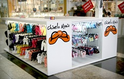 Chinelo Mania inaugura quiosque no Shopping Estação