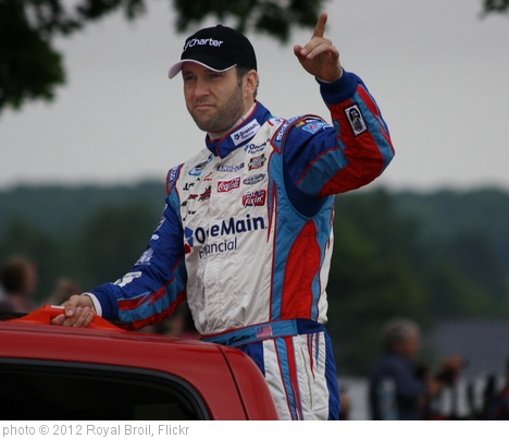 '6.23.12 Road America - NASCAR driver 2 Elliott Sadler' photo (c) 2012, Royal Broil - license: http://creativecommons.org/licenses/by-sa/2.0/