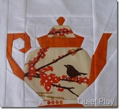 Aviary Teapot
