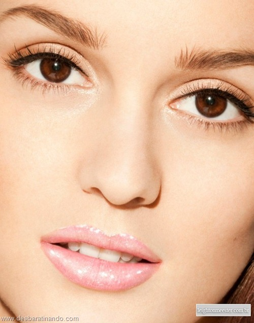 Leighton meester blair gossip girl garota do blog linda sensual desbaratinando  (205)