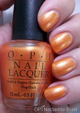OPI Nectarine Blast