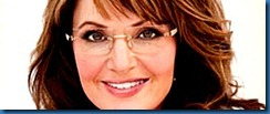 Sarah Palin close-up