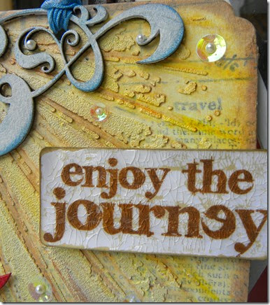 enjoy the journey tag 8