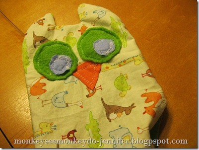 Owl Stuffie and pattern (10)