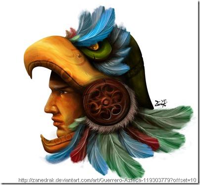 guerrero águila