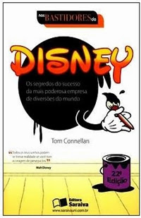 Nos Bastidores da Disney – Tom Connellan