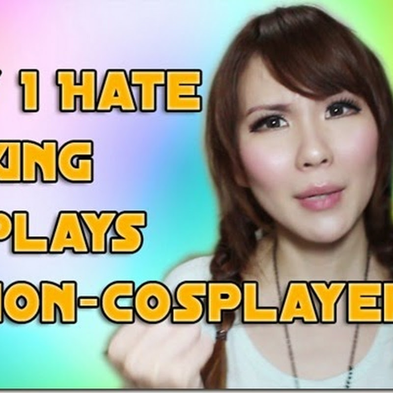 Vlog: Why I hate talking Cosplay to non-Cosplayers