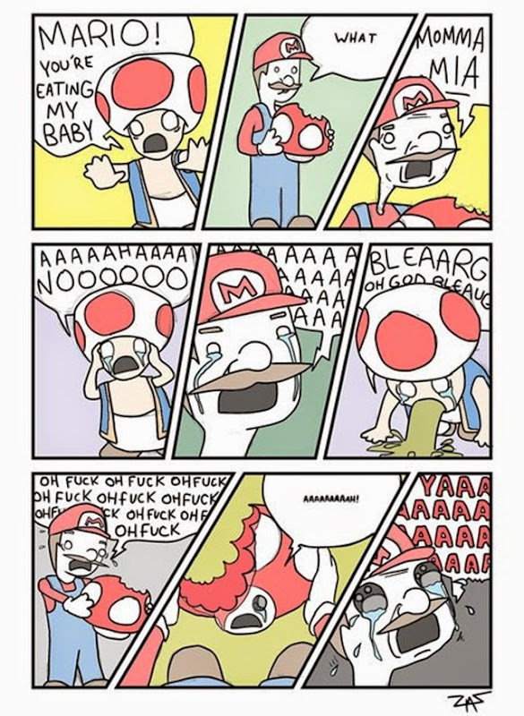 Extra Fabulous - Mario