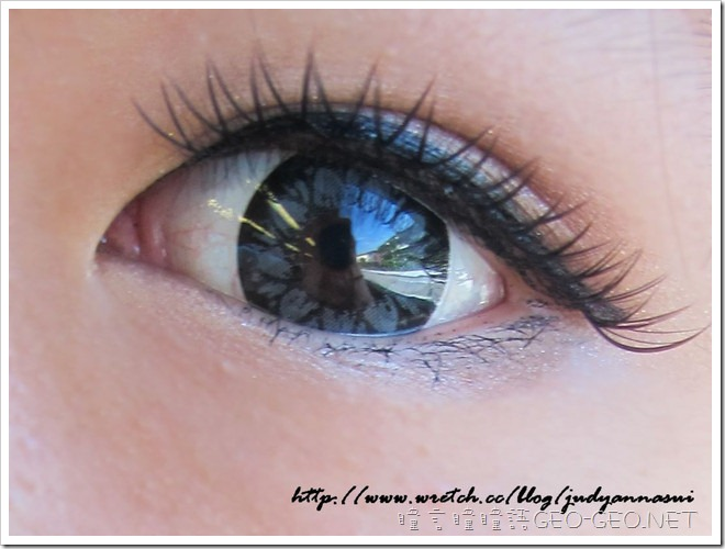 GEO隱形眼鏡WT-C25可可愛美人灰