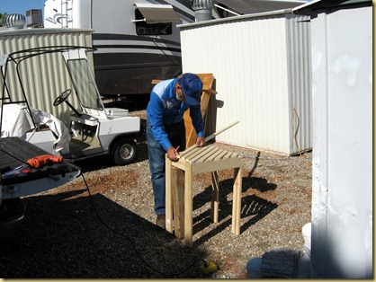 2011-10-29 - AZ, Yuma - Cactus Gardens - Constructing Plant Tables (9)