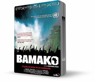 BAMAKO [ Video DVD ] – El grito de lucha de un continente oprimido, las consecuencias de la globalización y la intromisión internacional
